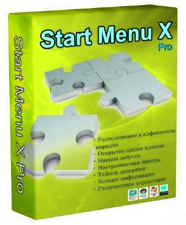 Start Menu X Pro