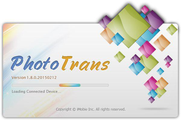 iMobie PhotoTrans