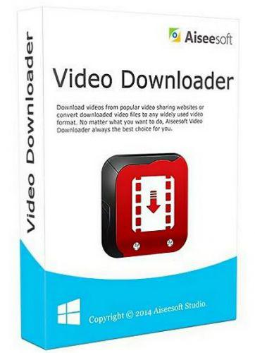 Download Aiseesoft Video Downloader 6.0.36 incl Crack & Serial