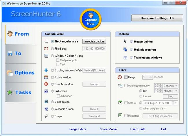screenhunter 6.0 pro