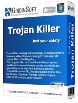 برنامج تروجان كيلر Trojan Killer