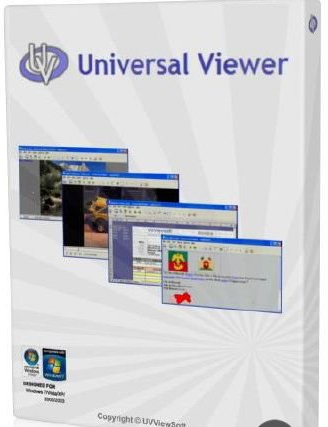 برنامج Universal Viewer