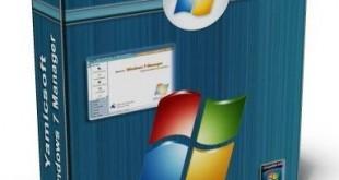 برنامج ويندوز 7 Windows 7 Manager