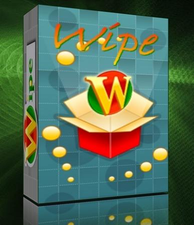 برنامج Wipe 2013.72 لإزالة ملفات