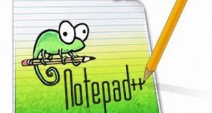 برنامج نوت باد بلس Notepad plus