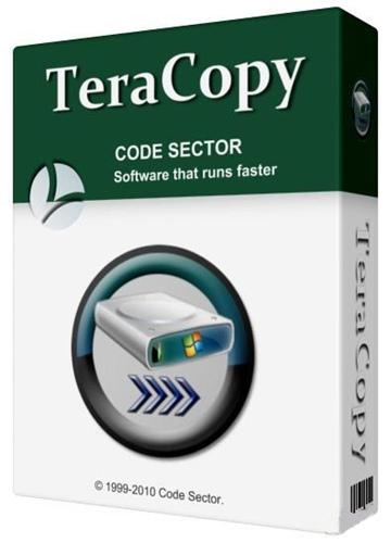 برنامج تيرا كوبى Teracopy